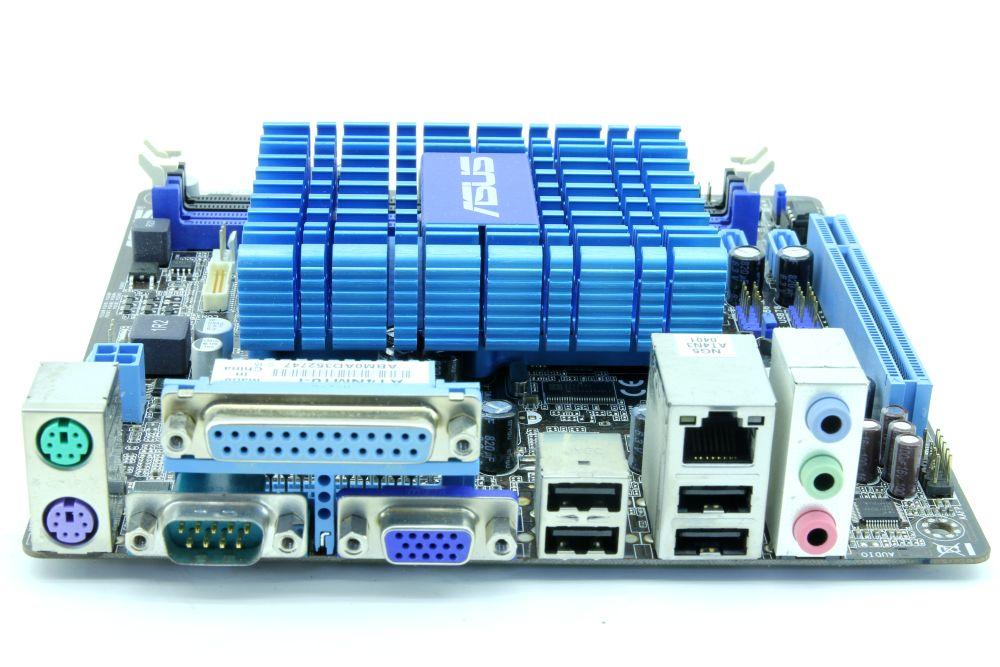 ASUS AT4NM10-I Mini ITX Mainboard Motherboard Intel Atom D410 Onboard CPU DDR2 4060787283535