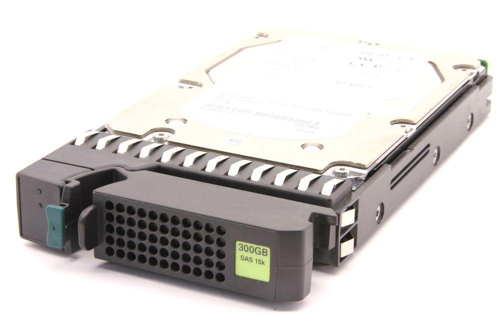 Fujitsu FSC 300GB SAS HDD 3Gb/s 15K 16MB A3C40093294 MBA3300RC S26361-H1005-V100 4060787291738