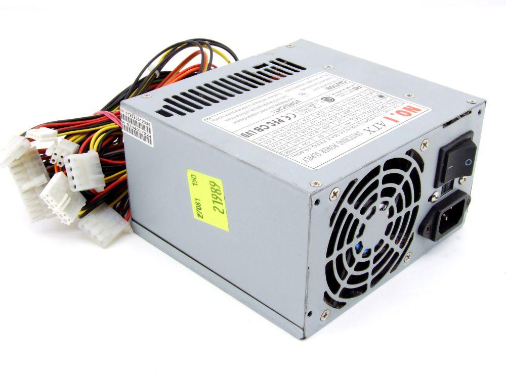 No 1 P4-300-1 300W ATX PC Switching Power Supply Unit PSU Computer Netzteil PFC Nicht zutreffend
