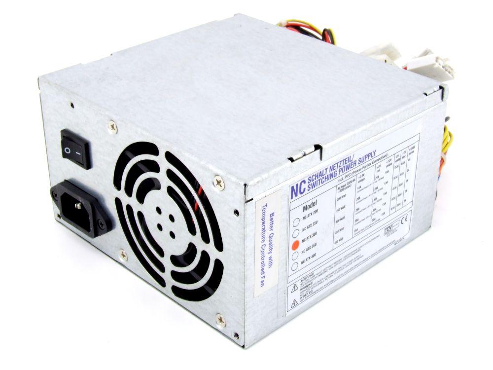 NC Model ATX 300 PC Switching Power Supply Unit PSU 300W Computer Netzteil PFC Nicht zutreffend