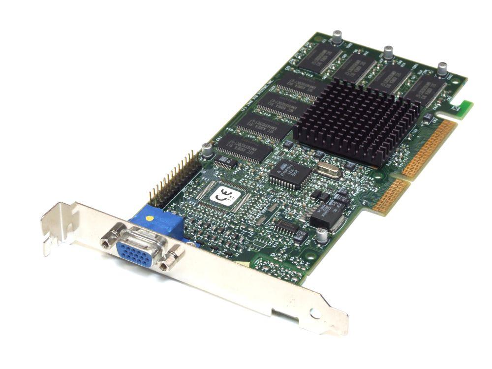 STB Systems 3Dfx Voodoo3 2000 16 MB AGP Video Card/Grafikkarte Vintage 0773008 4060787184665