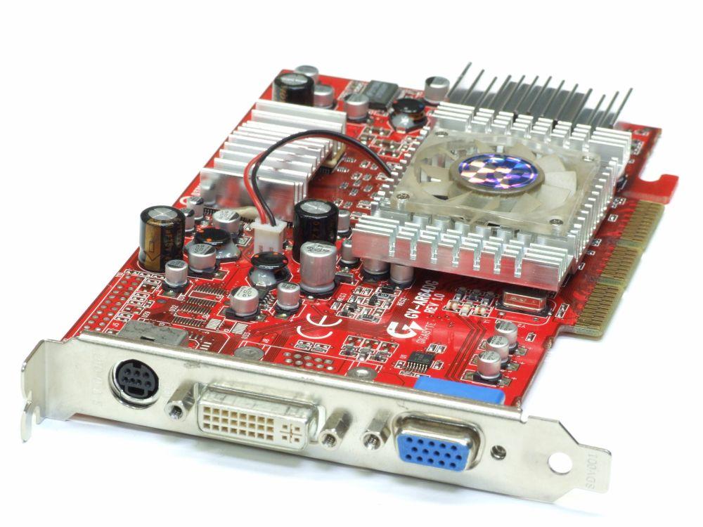Gigabyte GV-AR64DG ATI Graphics Drivers PC