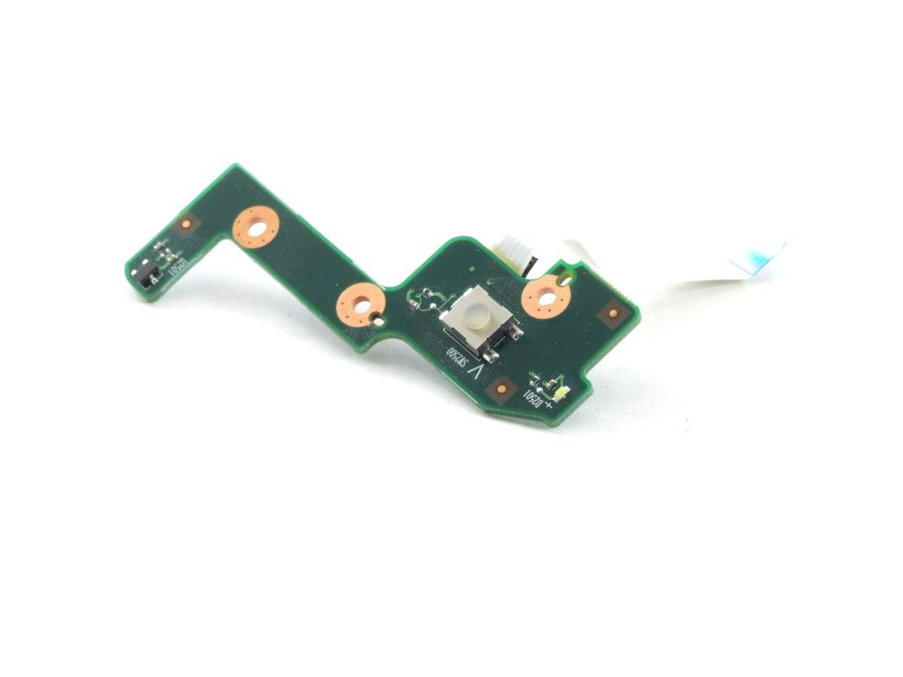 HP 6050A2203401 Compaq 6730b 6735b Power Button LED Board Platine Module 5-Pin 4060787254955