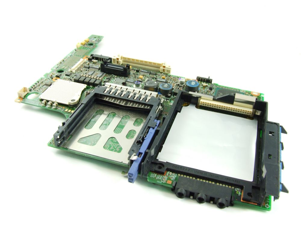 IBM Thinkpad T20 Mainboard Sockel 495 Hauptplatine Motherboard 08K3385 12P3091 4060787259738