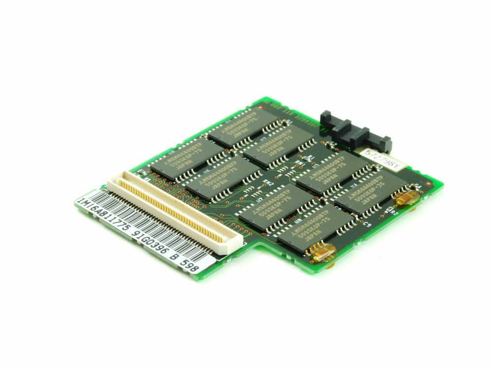 IBM 85G8565 Thinkpad 755 Serie 8 MB RAM Board Memory Card Module 91G0396 91G0397 4060787260888