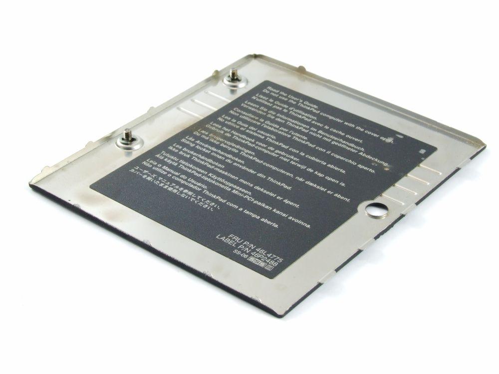 IBM 46L4775 Thinkpad 600E Laptop Modem Card Cover Blende Trim Abdeckung 46P2488 4060787260994
