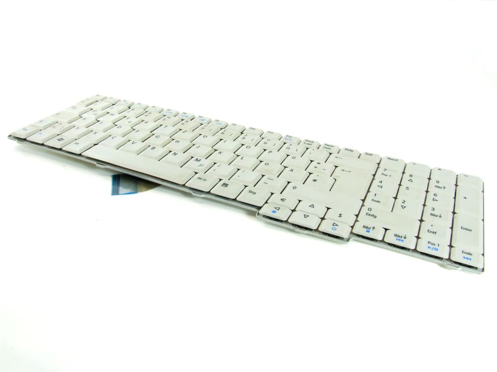 Acer NSK-AFP2G Aspire 7520 Laptop dt. Keyboard Tastatur PK1301L01A0 9J.N8782.P2G 4060787263469