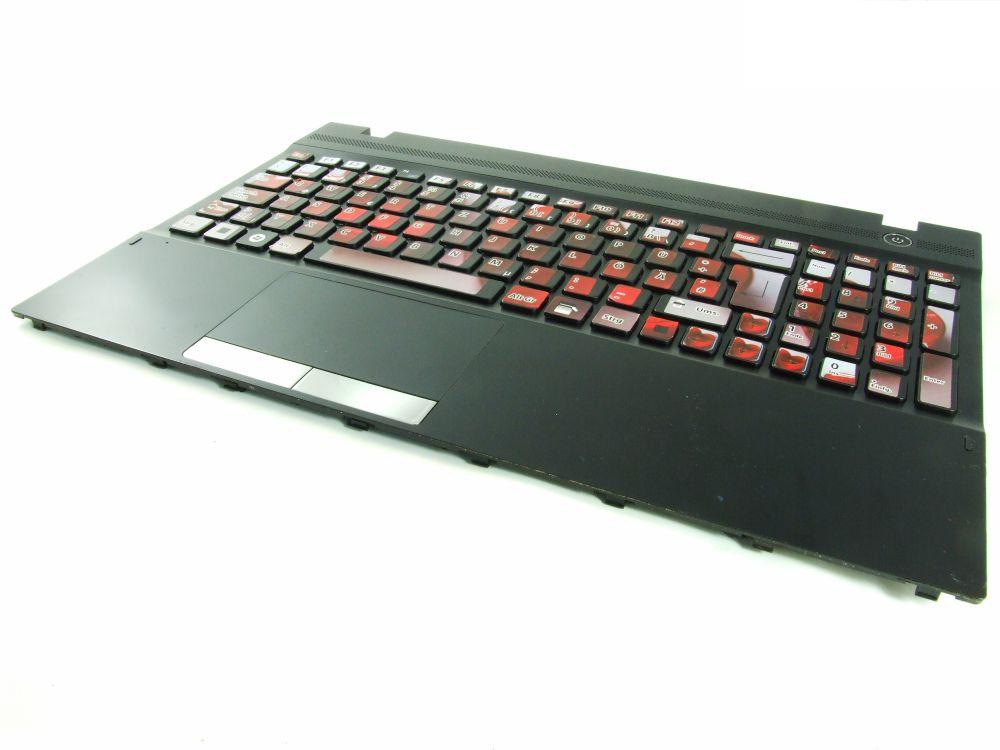Samsung BA75-03215C 300 305 9Z.N5QSN Keyboard Tastatur BA96-05759A Speaker Cover 4060787263308