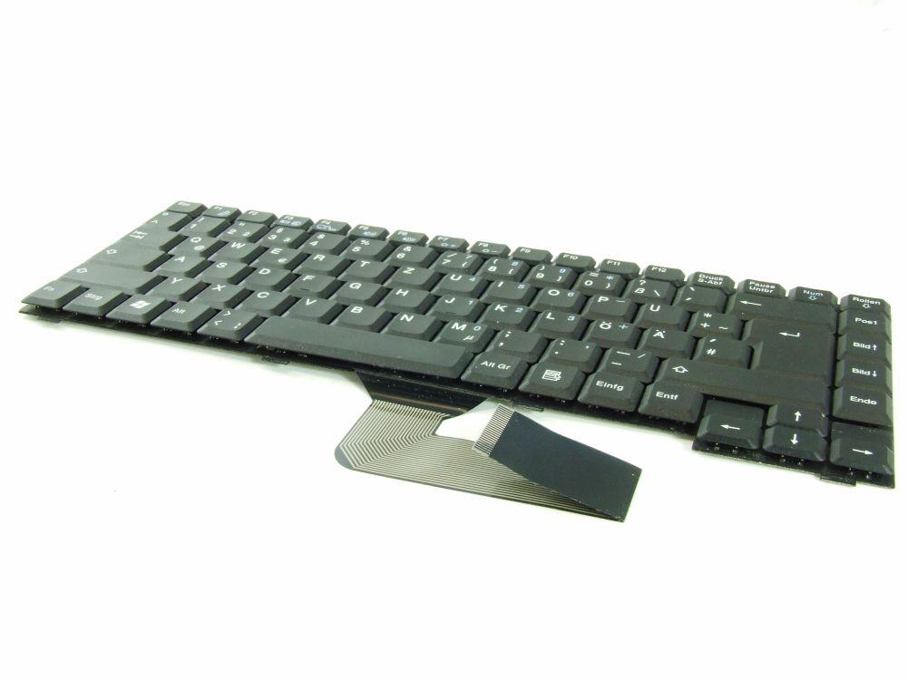 Gericom MP-02686D0-3607 Hummer Excellent 7000 dt. Keyboard Tastatur 71-UD4074-10 4060787262455