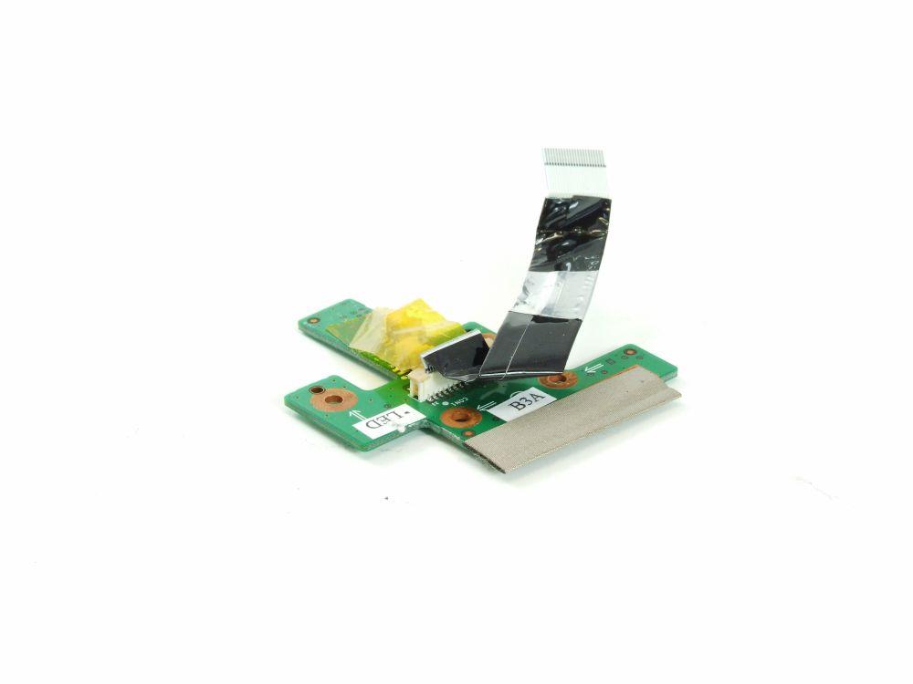 Sony SWX-168 Vaio PCG-9U1M PCG-K415B Power Button Board LED Platine DA0JE5TH8B7 4060787262431