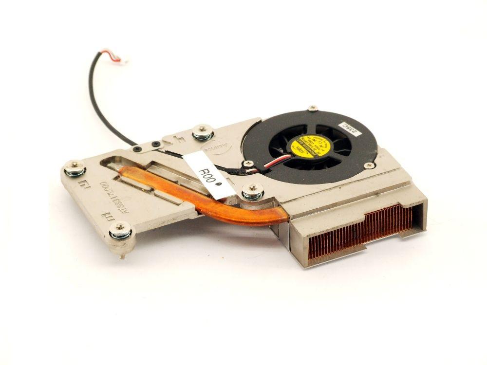 Dell AD0405UB-GA3 PP04L Inspiron Notebook CPU Fan Cooler AT88317L000 EC88319Q000 4060787265975