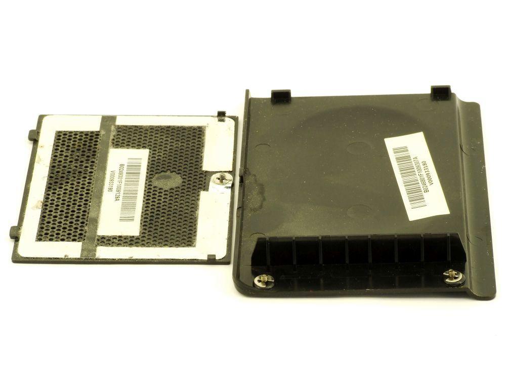 Toshiba V000933190 V000933180 Satellite HDD Disk Drive Cover RAM Memory Blende 4060787267061