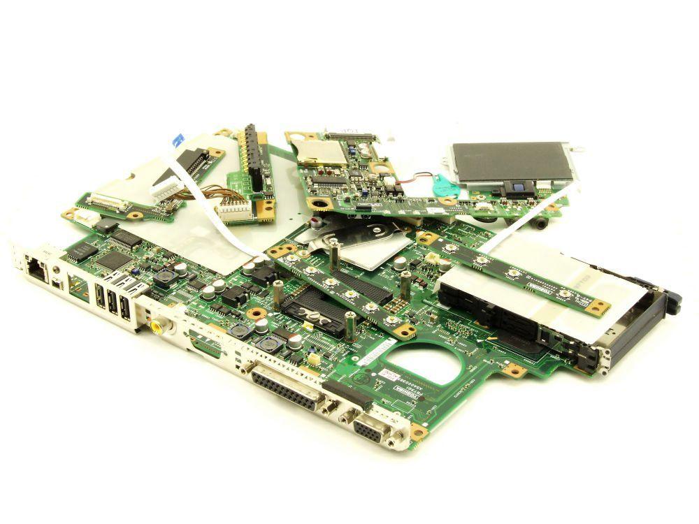 Toshiba A5A000355 Satellite Pro SP2100 Laptop Motherboard Board Platinen Zubehör 4060787267757