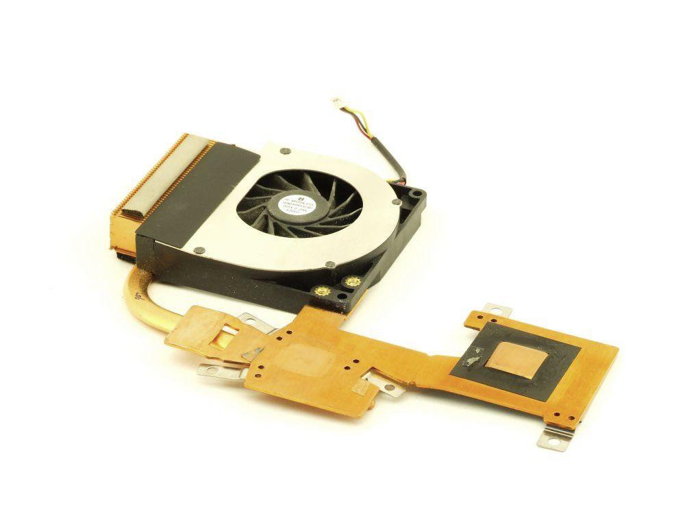 Toshiba AVC3CBD1TA Satego Laptop P100 Serie Fan Heatsink CPU Cooler UDQFRPR53CQU 4060787268105