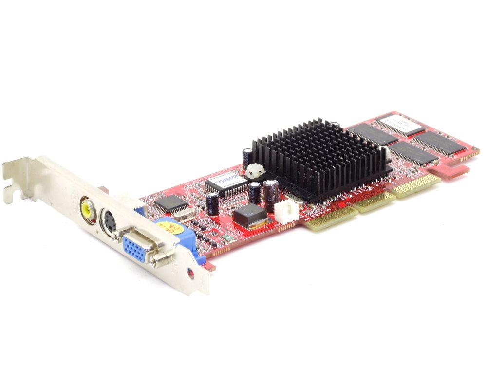Gainward GK06A26NA30 Nvidia GeForce GF2 MX-200 32MB S-Video TV AGP Graphics Card 4060787282934