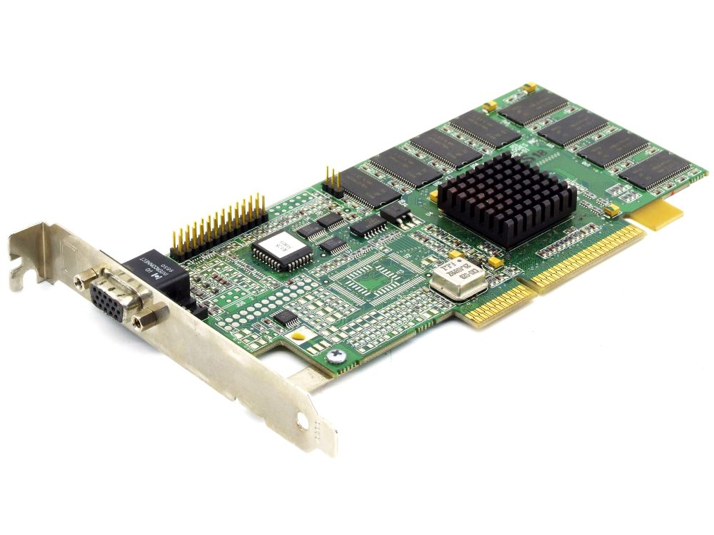 ATI 1025181 Rage 128 GL Xpert 2000 16MB SDRAM AGP 3.3V PC Grafikkarte 109-51800 4060787287380