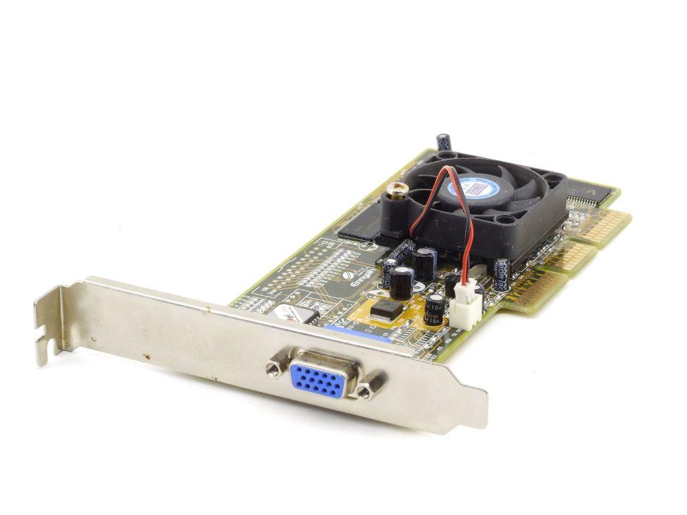 Ennyah GX-T2M64/32M Nvidia Riva TNT2 M64 GPU 32MB Video RAM VGA AGP Grafikkarte 4060787287816