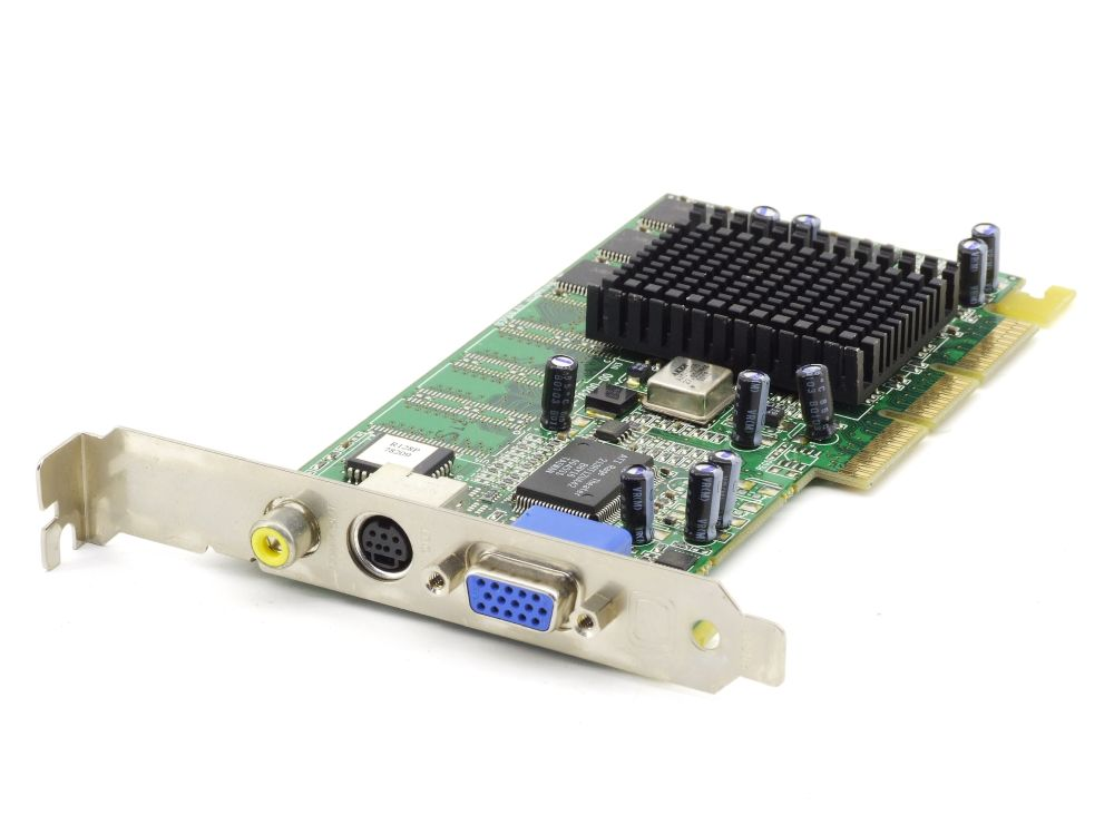 ATI 1027820900 Rage 128 Xpert 2000 Pro 32MB AGP VGA TV Video Graphics Card 78209 4060787287977
