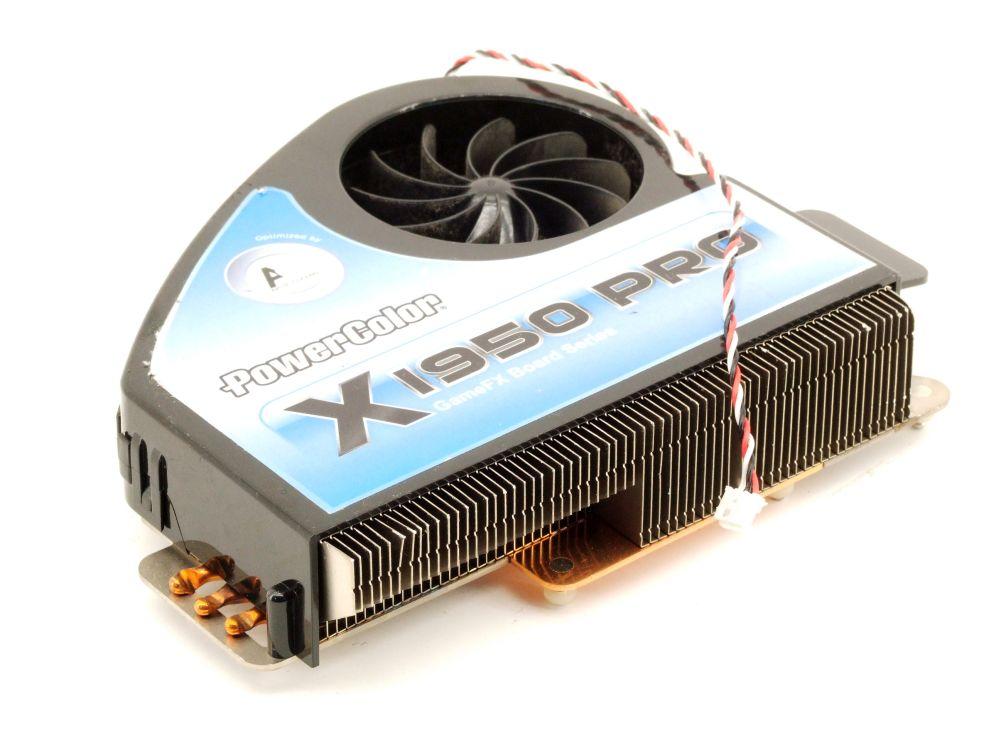 Arctic Cooling G71101 ATI Radeon X1950 Video Board Fan Heat-Sink 3-Pin 12V 0.13A 4060787290359