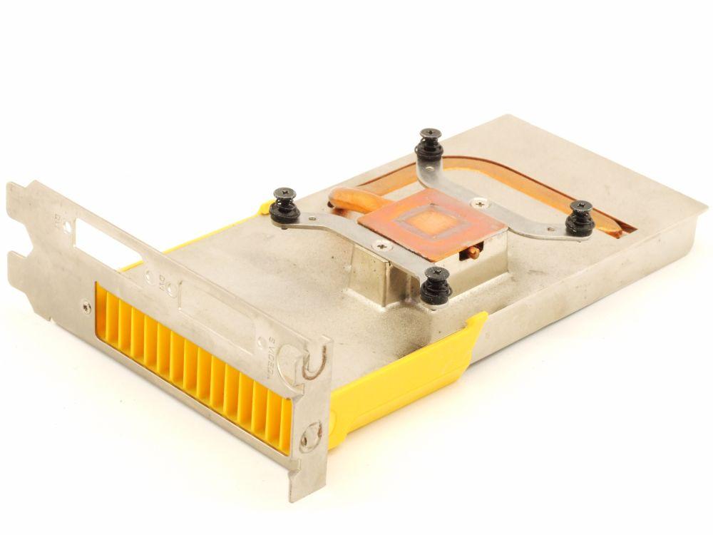 ASUS Nvidia GeForce 8600GT GPU Cooler VGA Card Heatsink Kühler Lochabstand 54mm 4060787291356