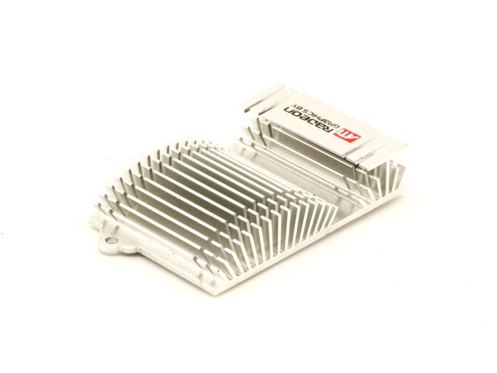 ATI Radeon Video VGA GPU Karte Passiv Kühler Heatsink 71x46x12 Lochabstand 55mm 4060787291578