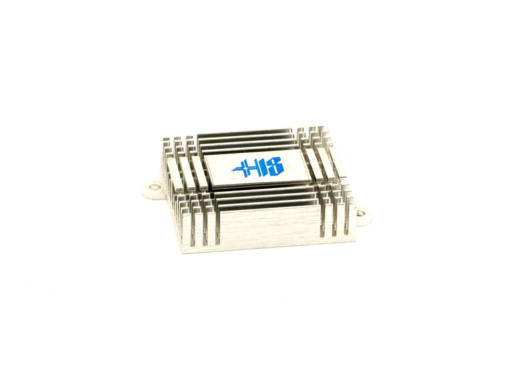 HIS Passive Chip GPU VGA Card Cooler Kühler Heat Sink 46x42x12 Lochabstand 55mm 4060787291615