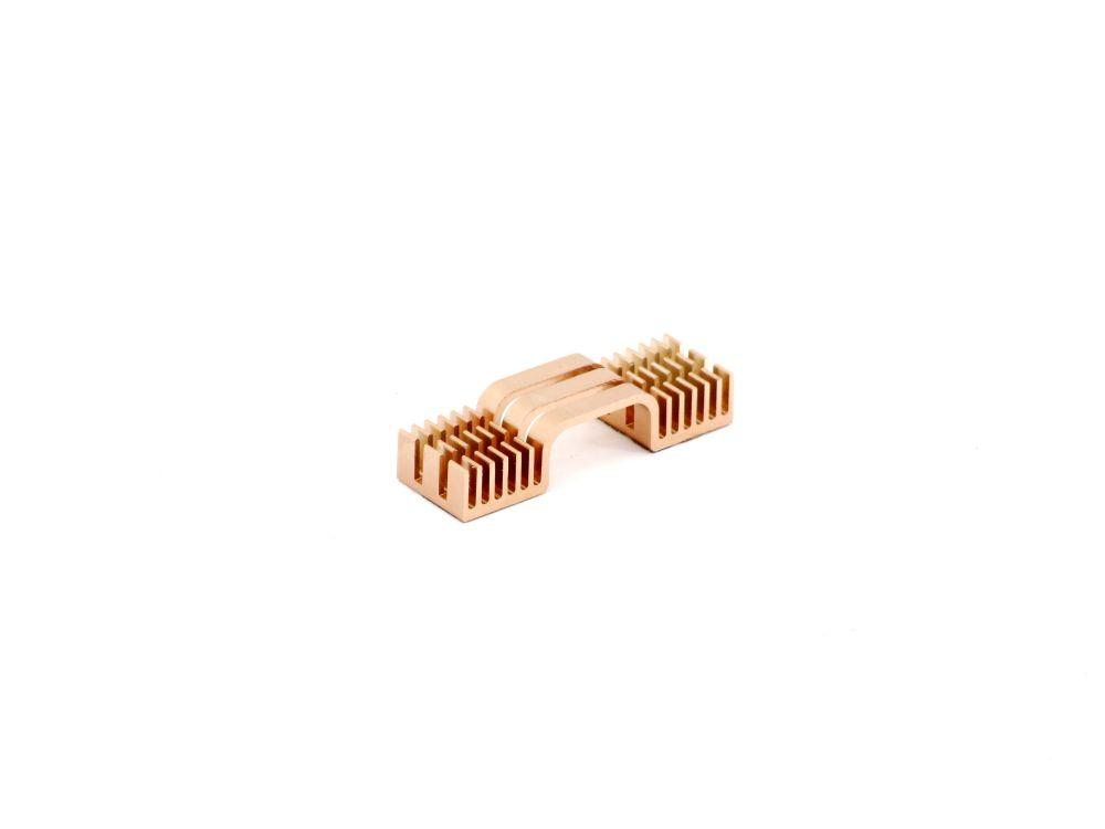 Passive Graphics Card VRAM Chip Heat Sink Kühlkörper IC Cooler Kühler 42x13x9 4060787292100