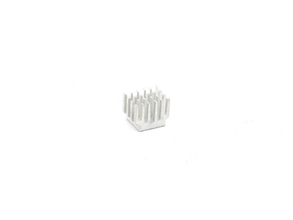 Flat Mini Passive IC Chip Kühlkörper Heatsink VRAM Cooler Rippen-Kühler 17x13x14 4060787292407