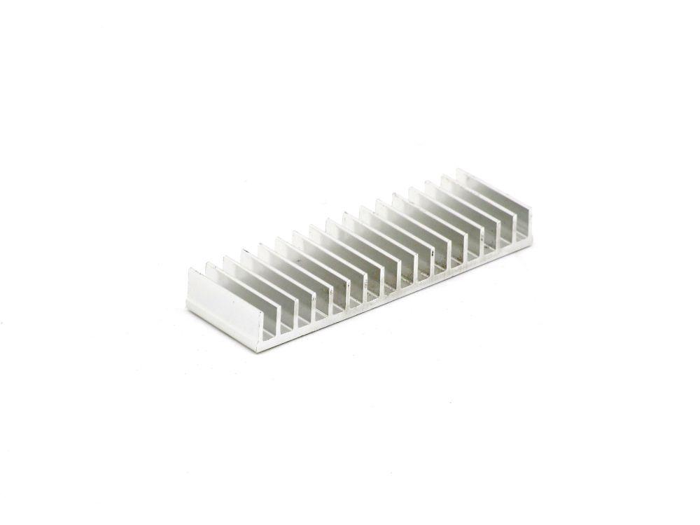 Passive Video Board RAM Chip Heatsink Converter Cooler Kühlkörper Kühler 69x21x9 4060787292438