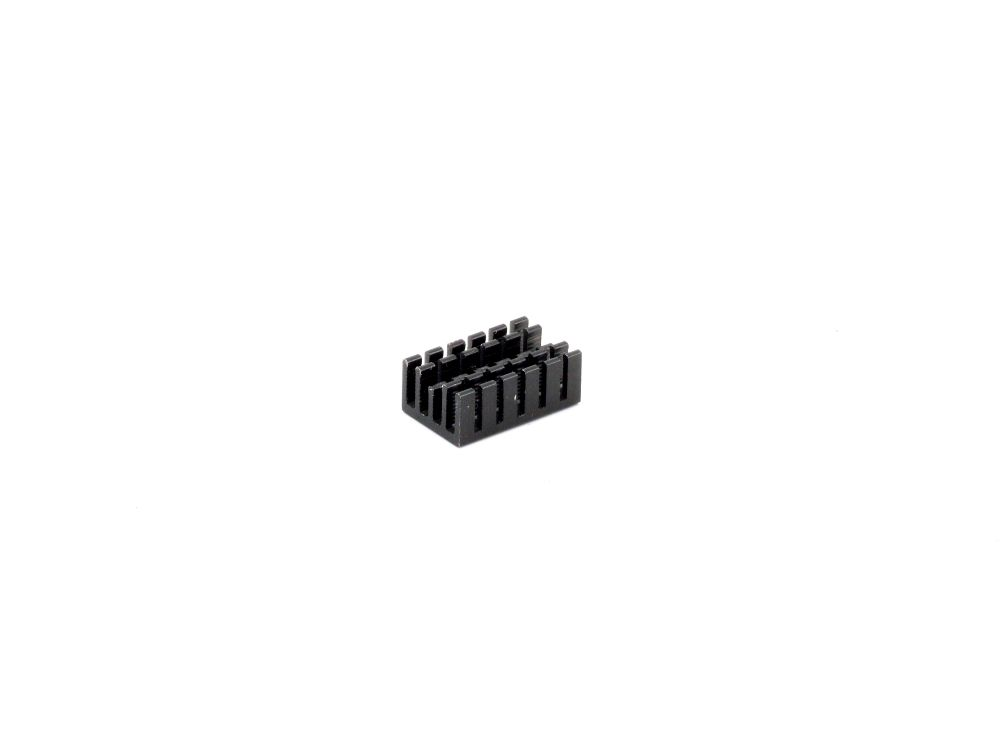 Passive IC Board Chip Mini Heatsink Transformer Cooler Kühlkörper Kühler 20x12x8 4060787292445