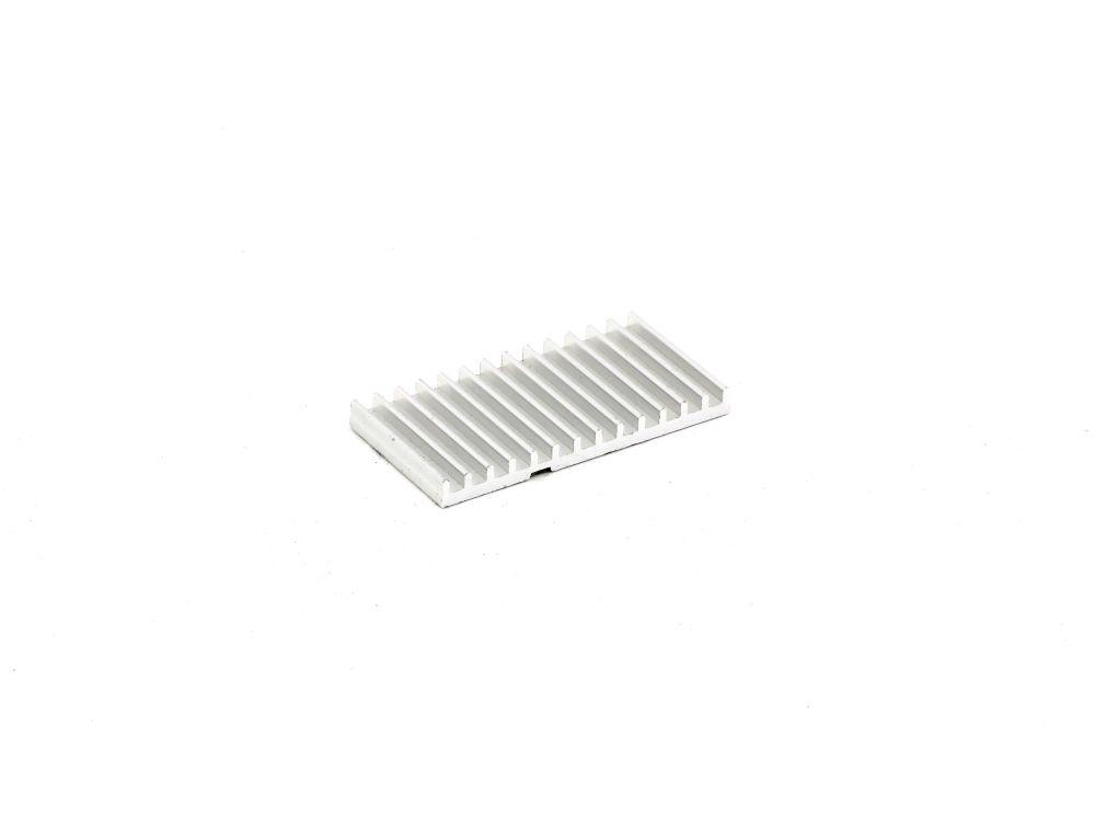 Flat Passive Converter Board IC Chip Kühlkörper Heatsink Cooler Kühler 43x22x4 4060787293312