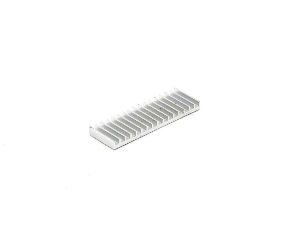 Flach Passiv Transformer Board IC Chip Kühlkörper Heatsink Cooler Kühler 51x16x4 4060787293329