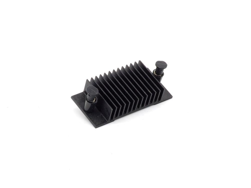Passiv RAM Chip Speicher Memory Board Kühlkörper Heatsink Cooler Kühler 50x23x11 4060787293404