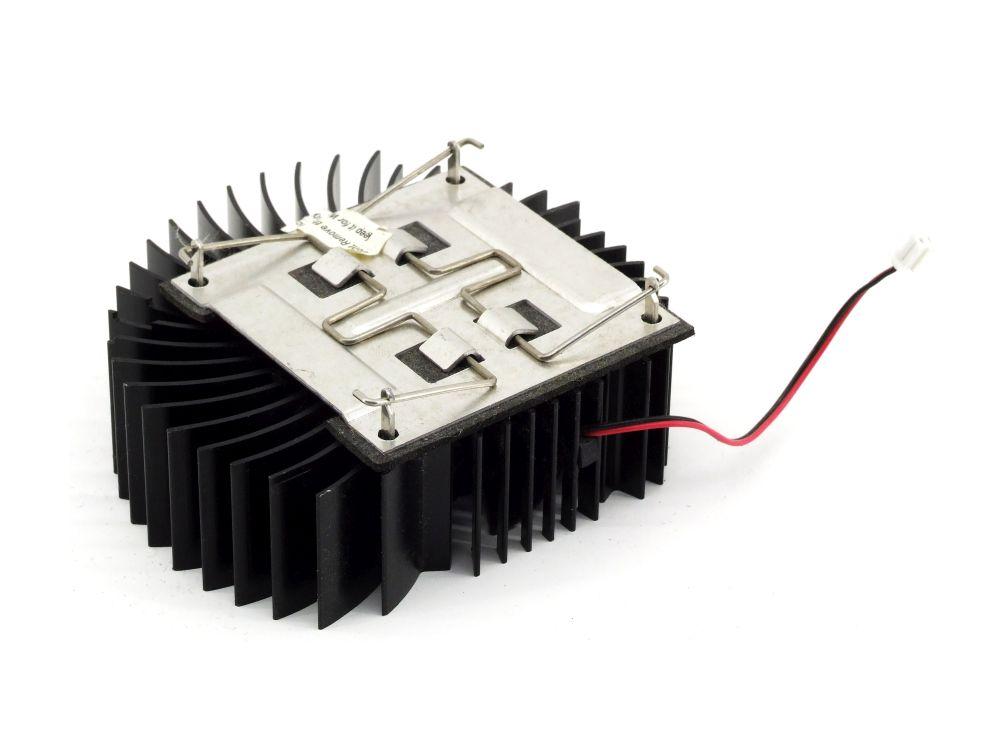 XpertVision Xi ATI AMD Nvidia GPU VGA Chip Card Fan 2-Pin Lüfter Cooler Heatsink 4060787294432