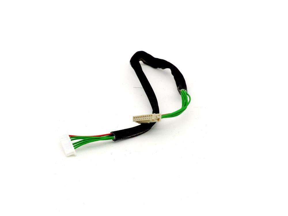 8x10-Pin Pol Laptop Data Steckverbinder Connector Plug Cable Buchse Kabel 16.5cm 4060787294876