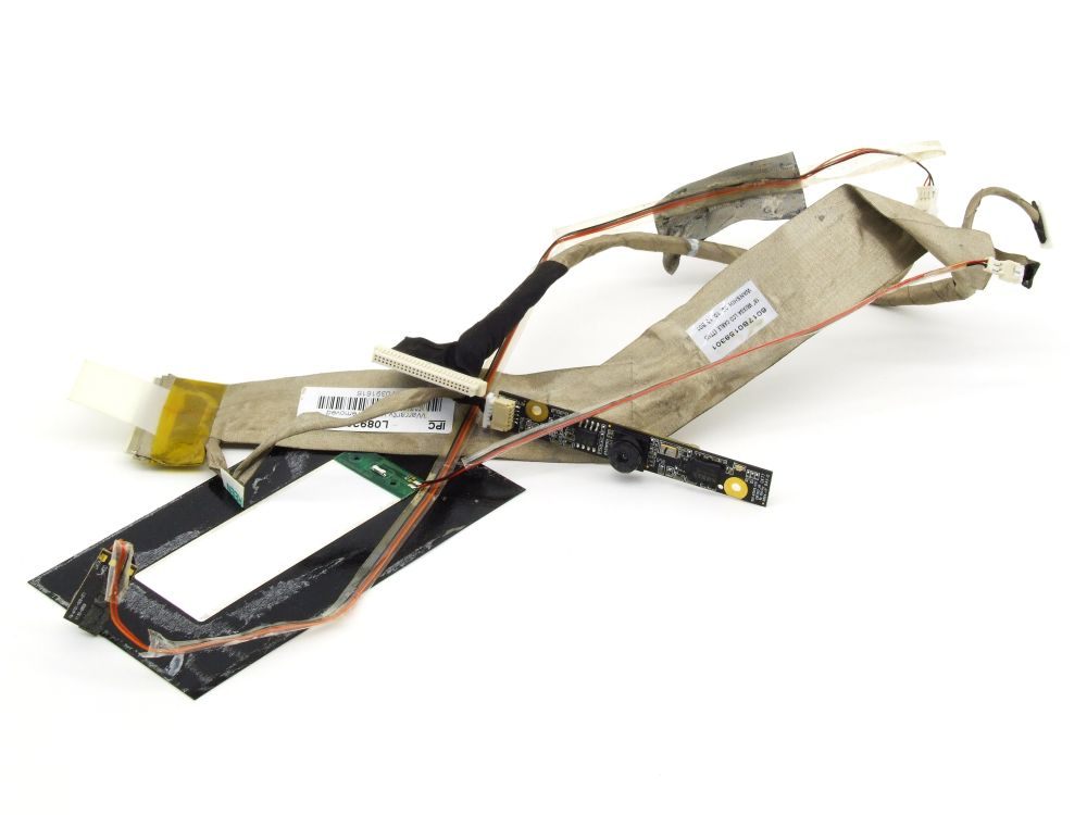 6017B01 Laptop Display Touch Cam Microphone Flat Cable FM-M101 CNF7017 LBGB-E01 4060787295330