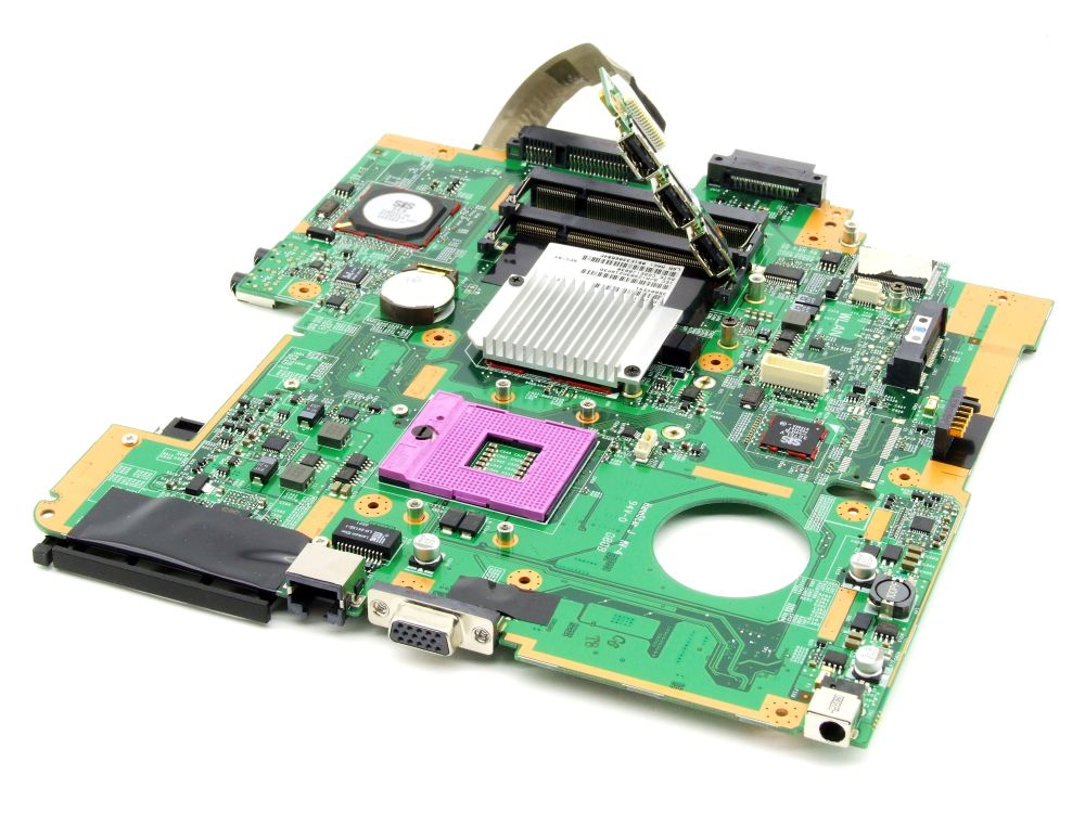 Fujitsu Siemens 1310A2159101 Esprimo V5535 Z17M 6017B Mainboard Socket P Platine 4060787300164