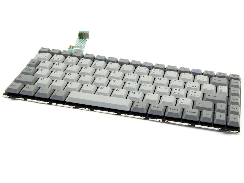 Vobis 531001620072 Highscreen Lebook Vintage Swiss Keyboard Notebook Tastatur 4060787312396