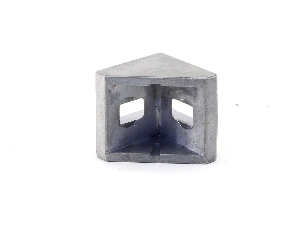 Aluminiumprofil Nut 8 H=27mm Winkel Profil Montage Einheit Verbindungselement 4060787315601