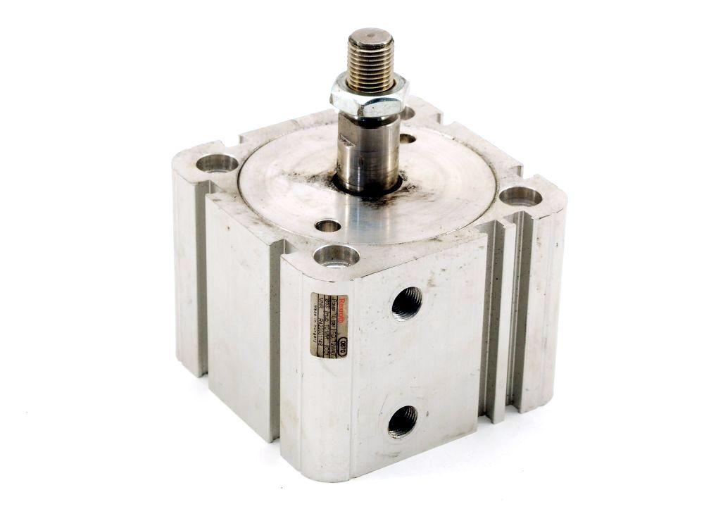 Rexroth R422001148 Kolben-Ø 63 CCI 10 bar 10 MM Kompaktzylinder CCI-DA-063-0010 4060787318756