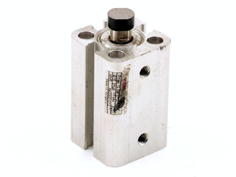 Rexroth R422001012 Kompaktzylinder 10MM Pneumatik CCI-DA-016-0010-00412241100002 4060787318916