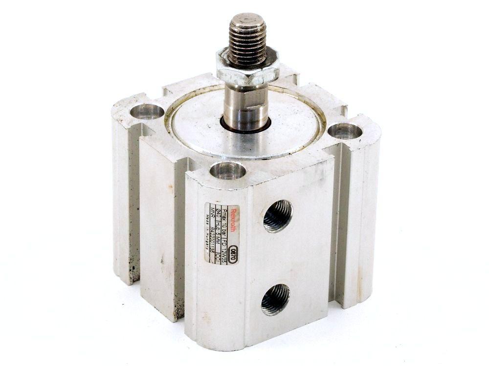 Rexroth R422001136 d=40 Kompaktzylinder Druckluft CCI-DA-040-0005-00412241100000 4060787318954