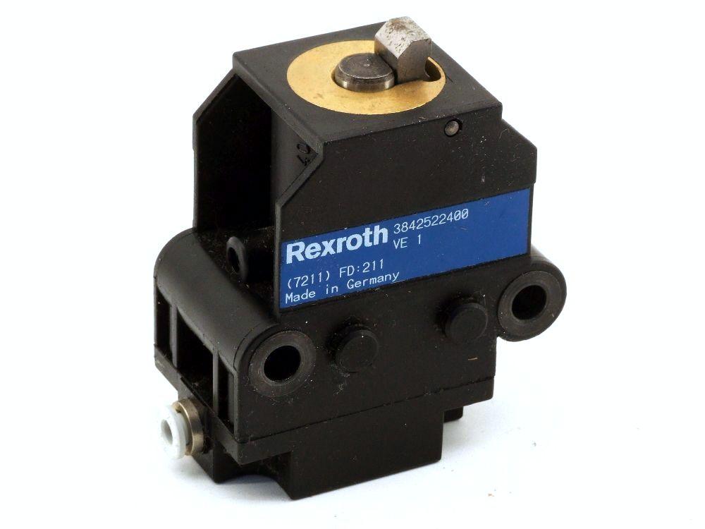 Rexroth 3842522400 Bosch Transfersystem TS1 Druckluft Pneumatik VE 1 Vereinzeler 4060787318985