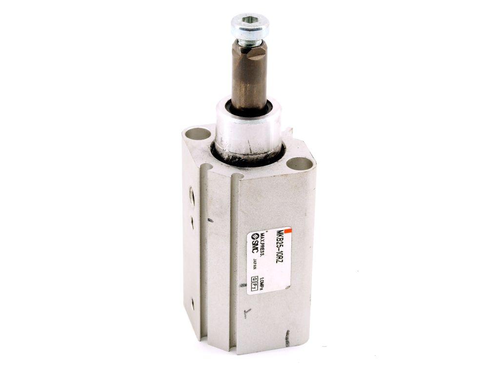 SMC MKB25-10RZ Dreh-Spann-Zylinder Schwenk-Klemmzylinder Rotationszylinder 10 MM 4060787319210