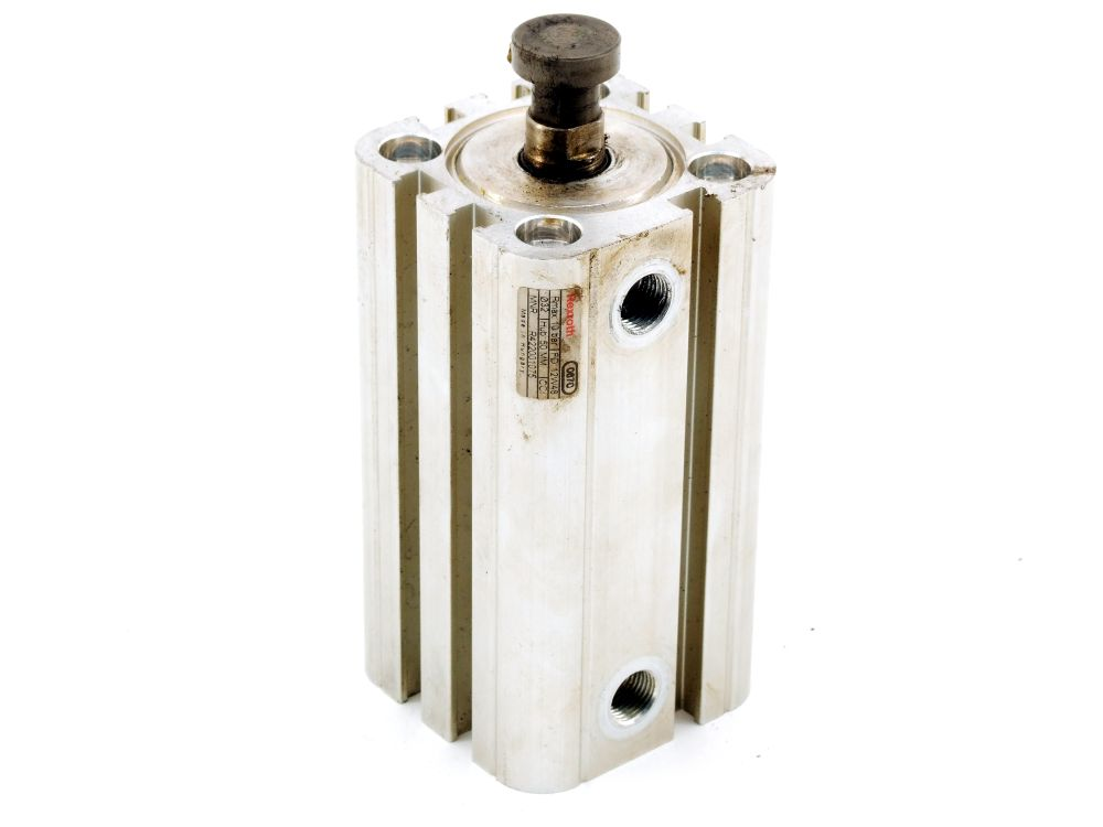 Rexroth R422001075 Kompaktzylinder Pneumatik 50MM CCI-DA-032-0050-00412241100002 4060787319319