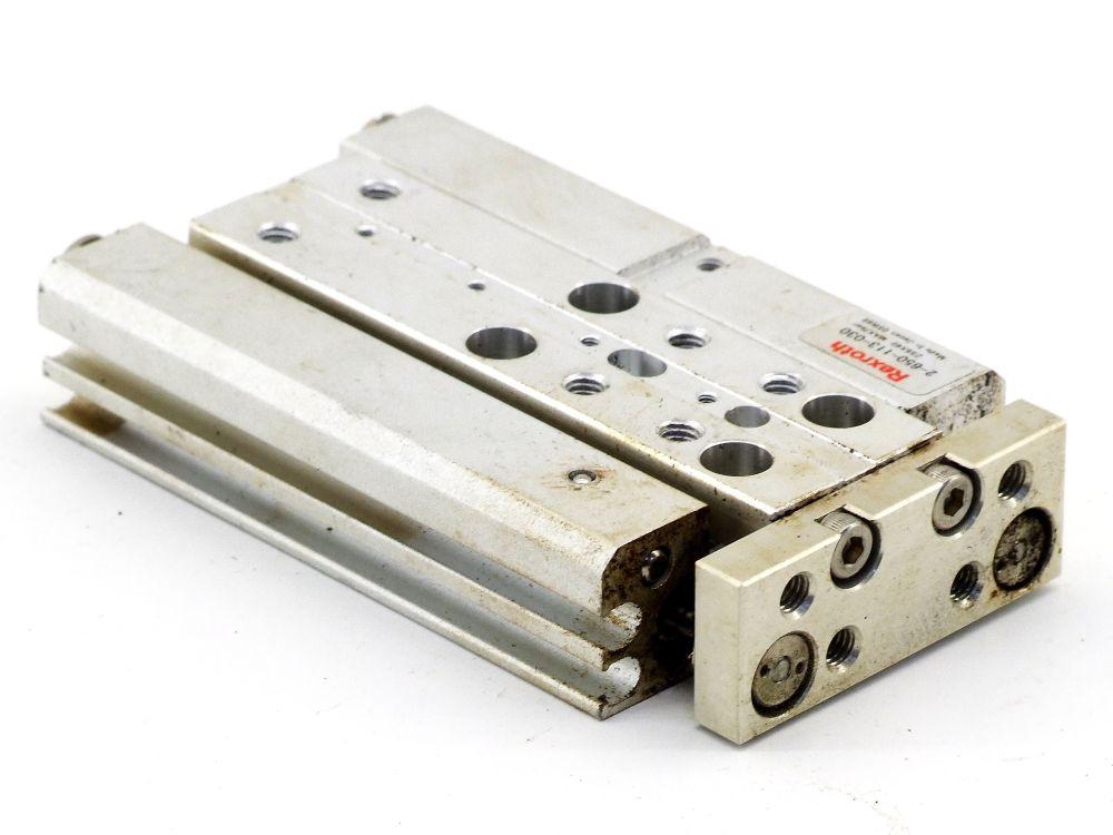 Rexroth 2-650-113-030 Minischlitten Druckluft Pneumatic Mini Slide Unit ZS6X40 4060787319364