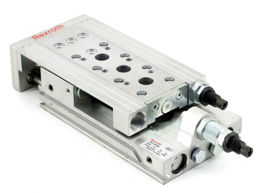 Rexroth 0821406352 Minischlitten Compact Slide Cylinder MSC-DA-012-0050-BV-SH 4060787319951