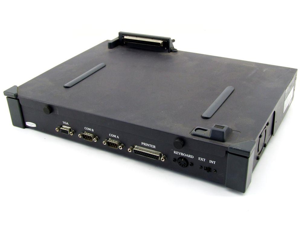 IPC DSP2 Notebook LAN Computer Docking Station Laptop Expansion B-Ware/B-Stock 4060787320223