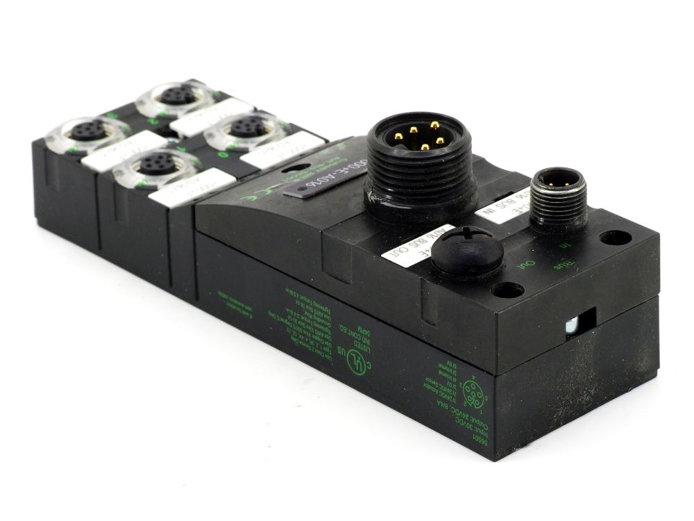 Murrelektronik Murr 56691 Cube67 E//A Klemmen-Erweiterungsmodul unbenutzt OVP