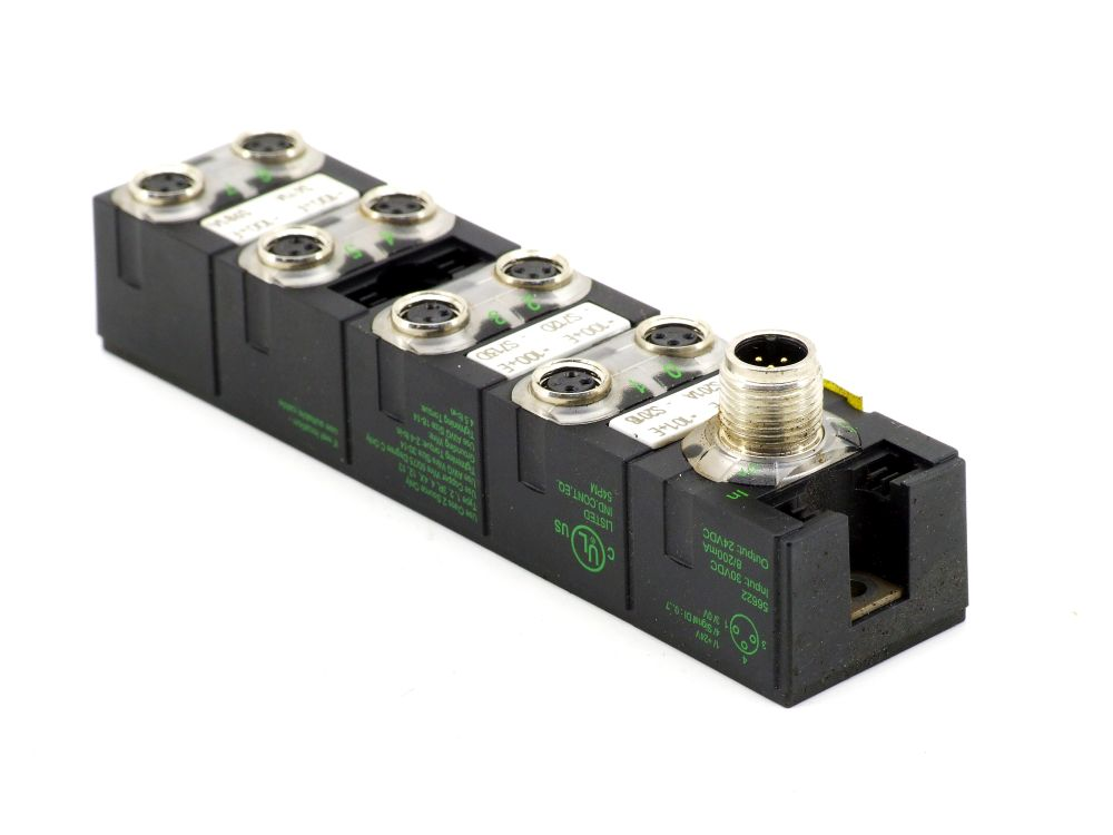 Murrelektronik 56622 Cube67 DI8 E/A Kompaktmodul 8 digitale Eingänge Datenmodul 4048879048477
